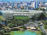 Pierwszy stadion Mistrzostw Świata 2014 w Brazylii ze sponsorem tytularnym